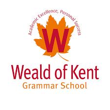 Weald of Kent Grammar School logo